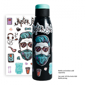 1475 - Arctic H20 750ml with A5 Sticker Sheet