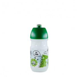 000 - Sportec 7 500ml Sports Bottle - Semi Clear