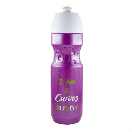 Sportec 10 800ml Sports Bottle - Metallic/Pearl