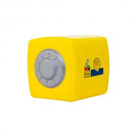 Safe Money Box with Round Dial