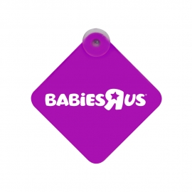Baby on Board Plaque