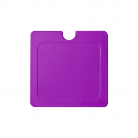 Square License Disc