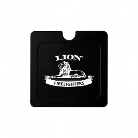 310 - License Disc Square - One Colour Print