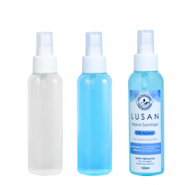 1504 - 125ml Boston Hand Sanitiser Range