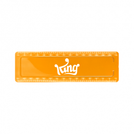 Letter Opener Paper Clip - 12cm Calibration