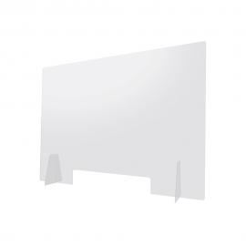 1602 - Desk Divider - Perspex