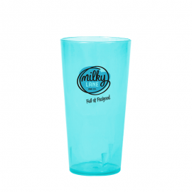 Deluxe Tumbler - 600ml - Clear