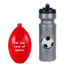 Sports Themed Bottles